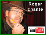 Rodge chante sur You Tube